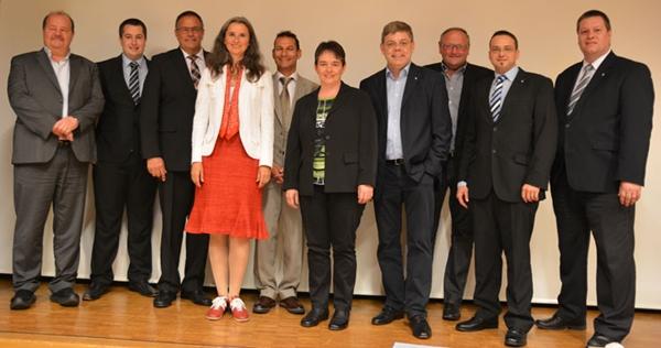 Nationalratskandidaten der SVP Kanton Luzern