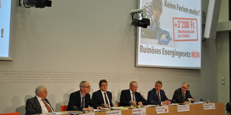 PK Referendum Energiegesetz